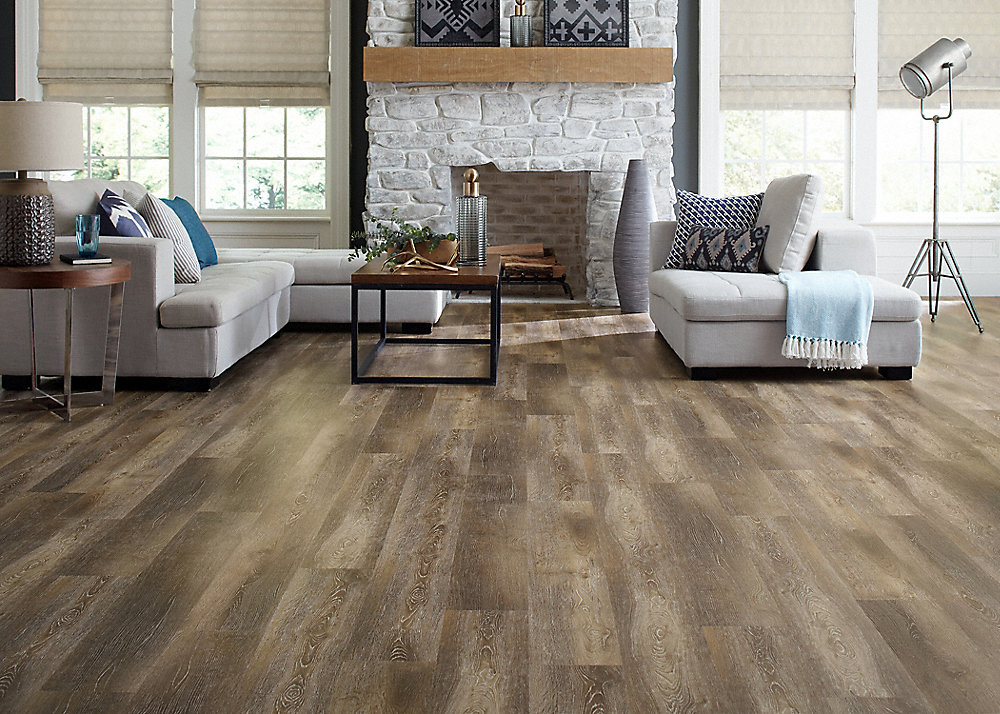 CoreLuxe 5.5mm Beachcomber Oak EVP