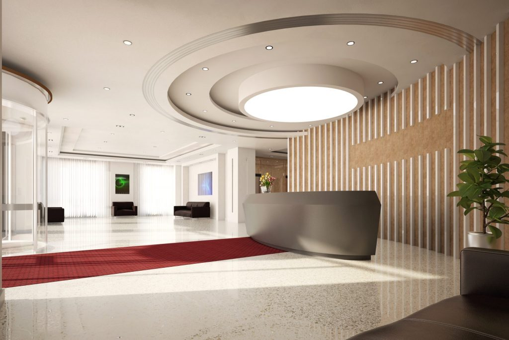 cad reception area